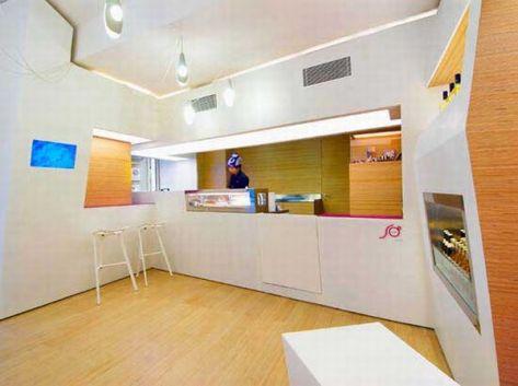 Contemporary Store Interior Design by UAU