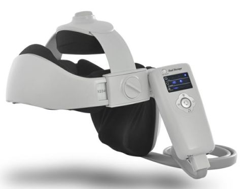 Digital Head and Neck Massager