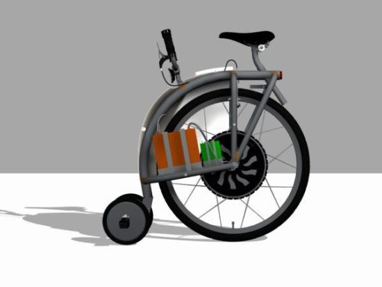 electric bicycle 7