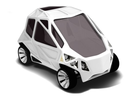 EXO future car