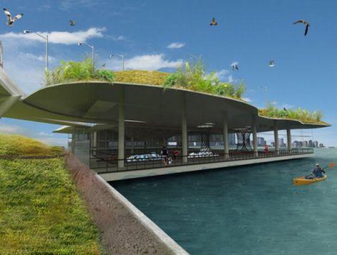 Gansevoort Marine Transfer Station