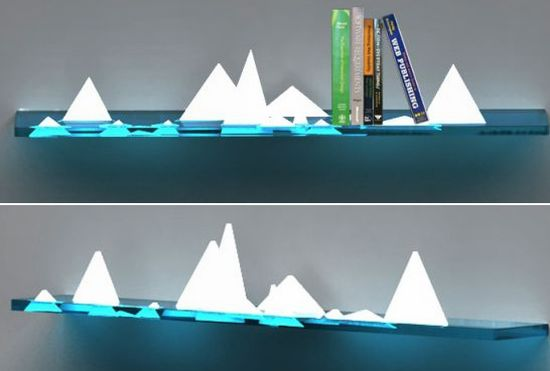 global warming bookshelf
