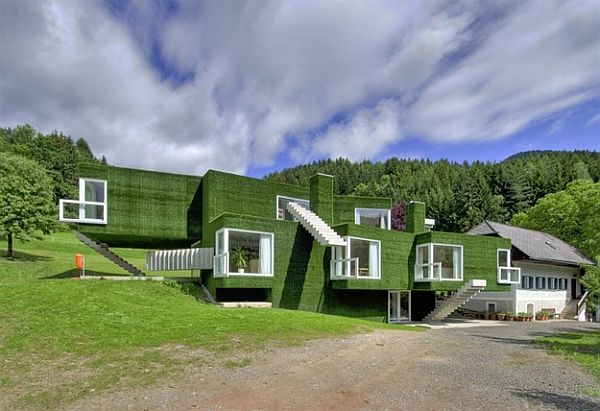 Green Facade House