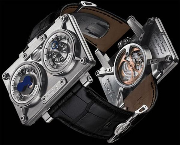 Horological Machine No. 2 Steampunk Watch