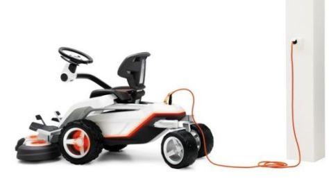 husqvarna electric lawnmower   4