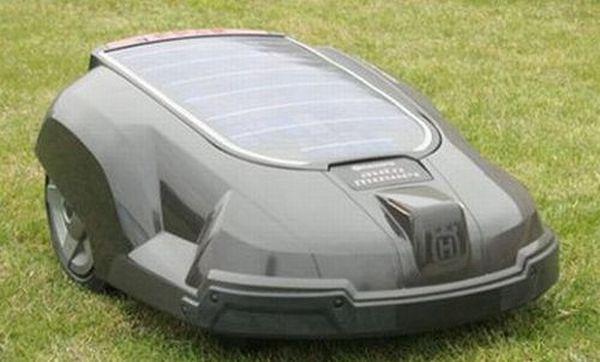 Husqvarna's robotic lawnmower