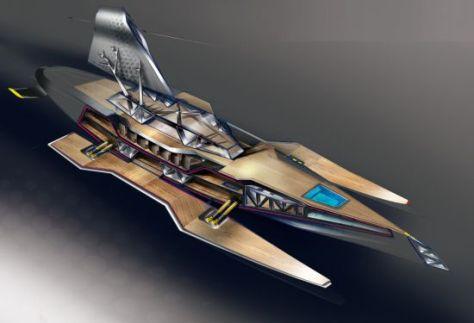 ikkar hybrid yacht 03