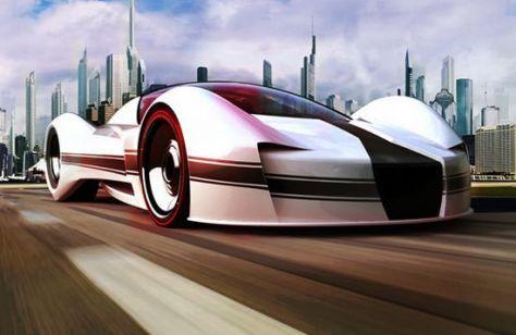 incepto sportscar concept 08