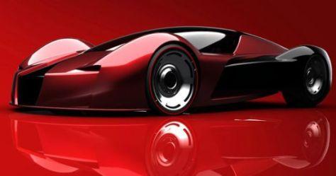 incepto sportscar concept 12