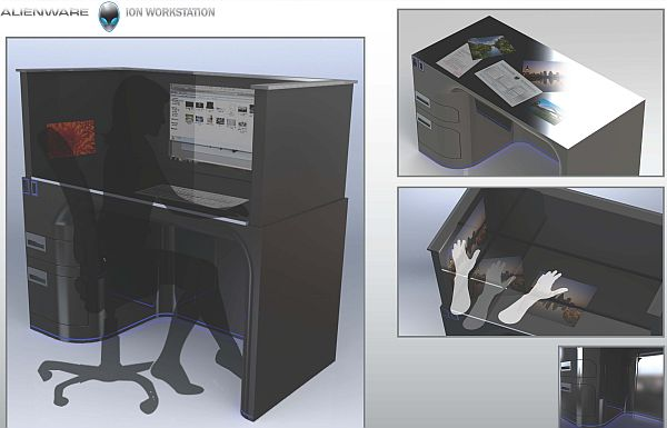 Ion Workstation