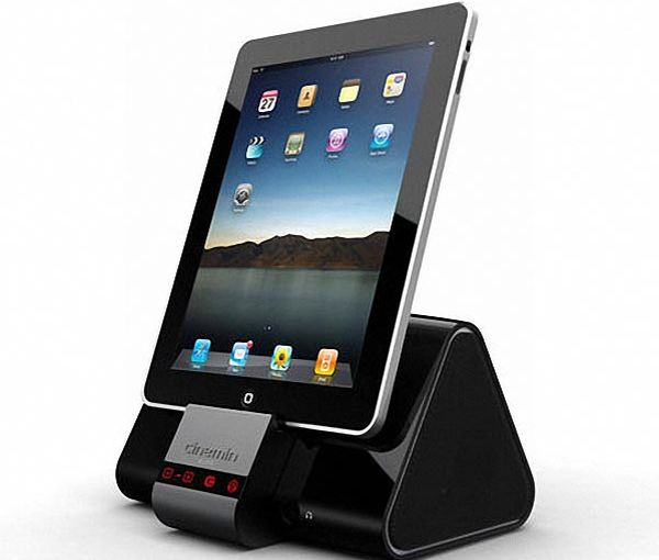 iPad docking stations
