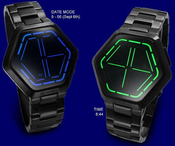 Kisai Night Vision LED Watch
