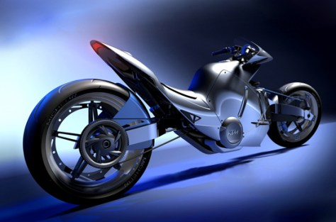 ktm motorbike concept  1