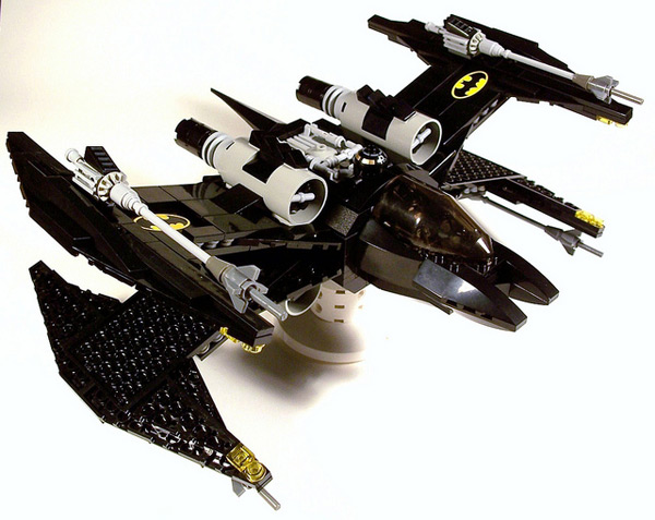 LEGO Batman X-Wing Fighter