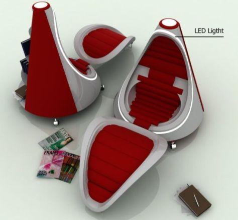 light and armchair 04