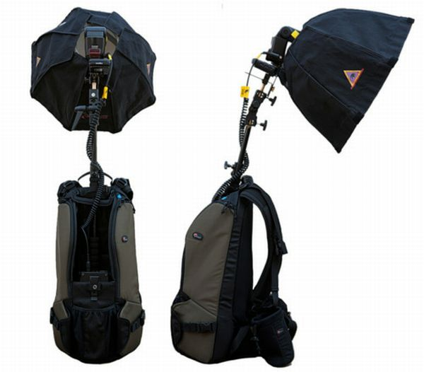 LowePro backpack
