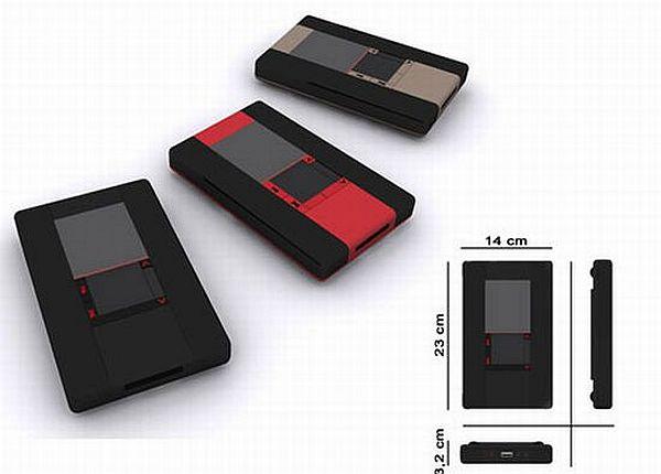 Mini Giant printer