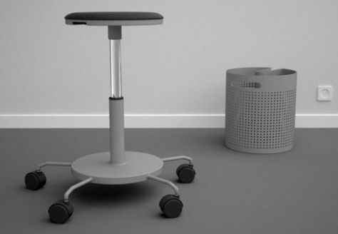 office stool  04