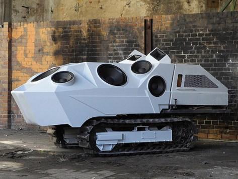 Panzer Soundtank