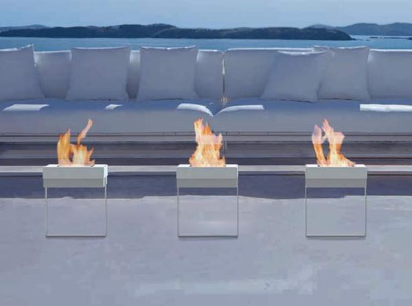 pegasus modular outdoor fireplace 2
