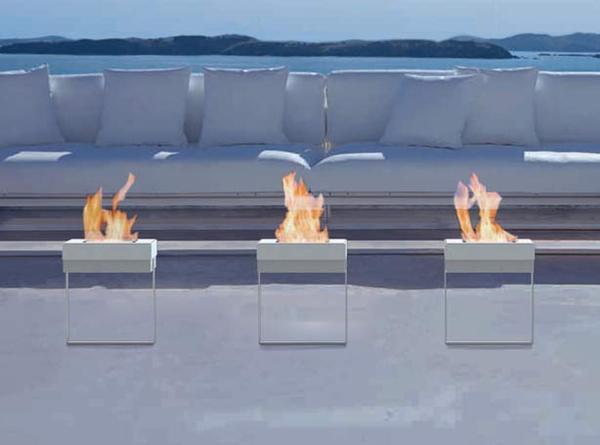 pegasus modular outdoor fireplace 2