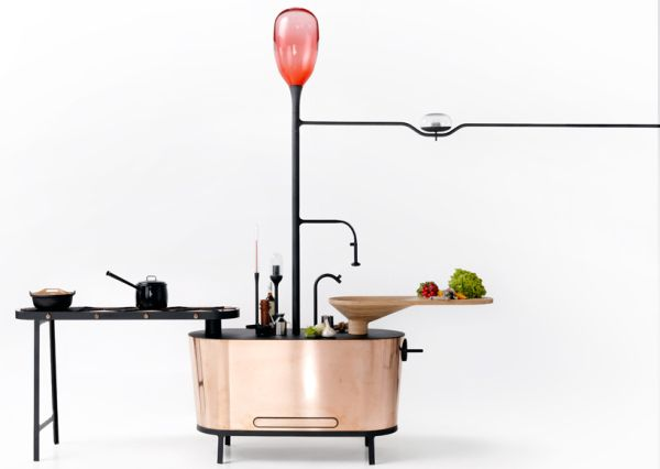 Philips Kitchen Concept powered by Poop
