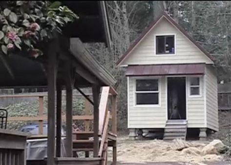 Quake-proof' home