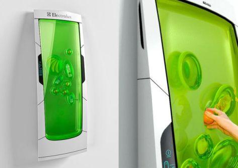 Refrigerator Bio Robot