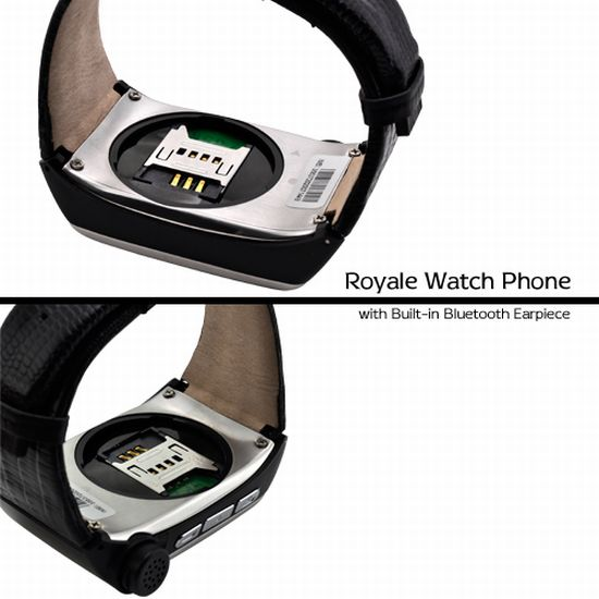 royal watch phone 6