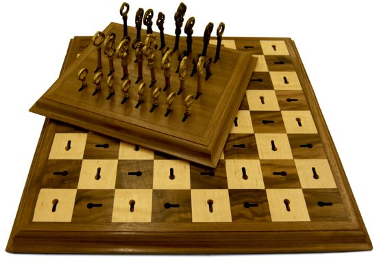 skeleton key chess set 3