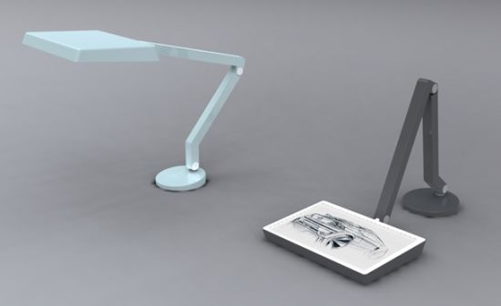 sketch lamp for designer 01