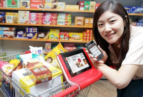 Smart Shopping Cart
