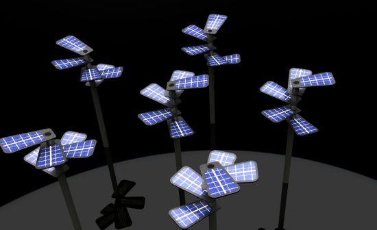 solar cell street lamp 03