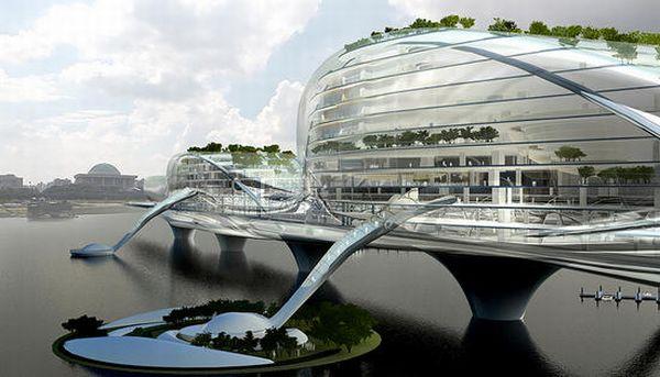 solar clad bridge