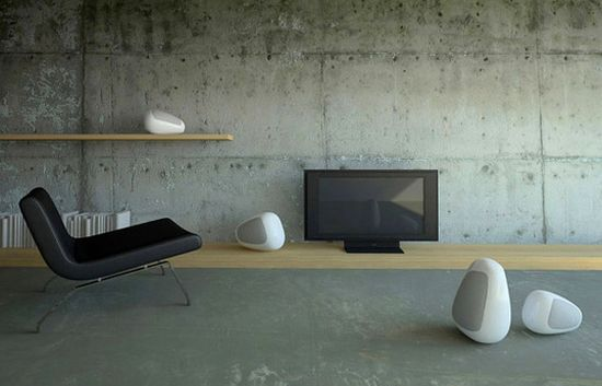 stones acoustic system  01