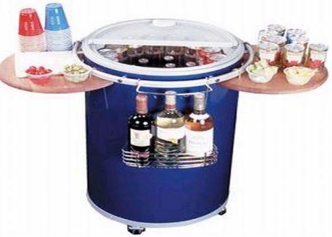 Summit portable refrigerator