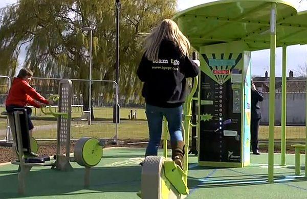 TGO Green Energy Gym