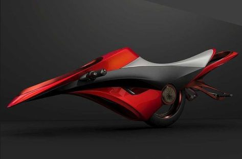 The Dyson-inspired unibike