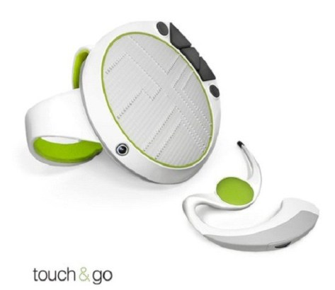 Touch & Go navigator