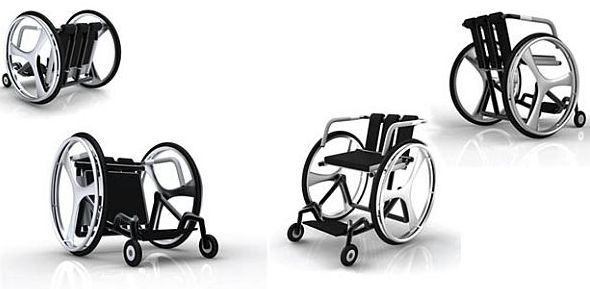 two way wheelchair