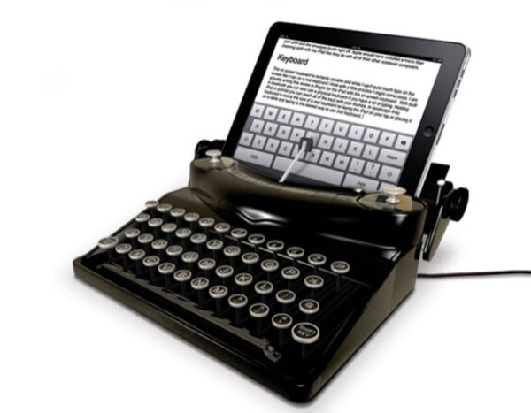 Typescreen Retro Typewriter