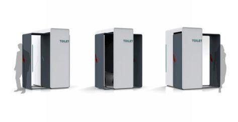 Unisex Toilet Design
