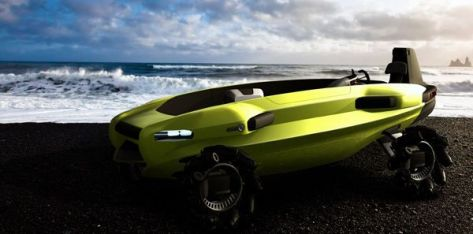 Volkswagen Rescue Rover concept