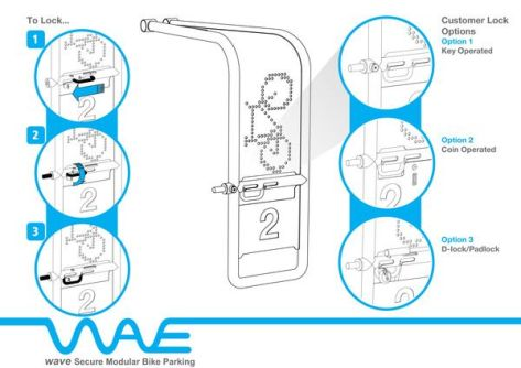 wave modular bicycle parking 03