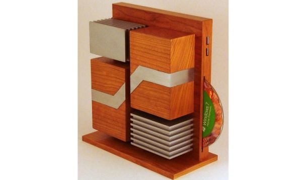 Wooden Level Eleven PC
