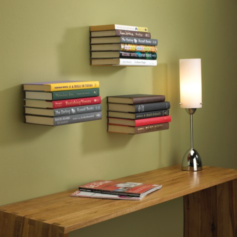 book-shelves
