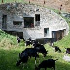 The Buried House in Vals, Switzerland_2
