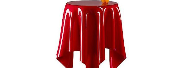Table Cloth Illusion Table