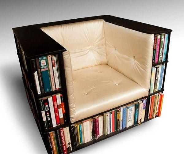 Button cushion club chair 2