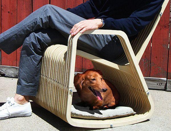 Rocking-2-Gether Chair 2